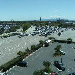 Hotel Parking lot and Great America Parking Lot