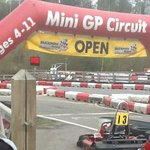 The smallest race course for our Mini Drivers.