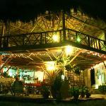 Jungle lodge, reserva de Nitun, Llac Peten Itza, Guatemala