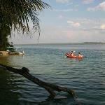 Nitun reserve lake