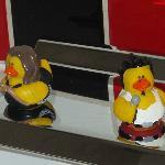 Spa duckies