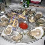 Oysters at the Half Shell