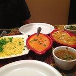 Fresh Indian food!