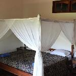 """One our double rooms """"Papua"""""""