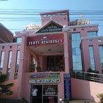 Foto de Hotel Jyoti Residency