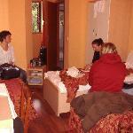 4 personers værelse