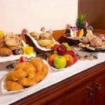 Healthy Continental Breakfast Buffet at Ardeen B&B Cobh Cork Ireland
