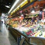 Foto van Santa Caterina's Market