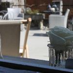 Terrasse suite classique