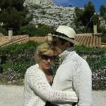 voici les propriétaires Laurent et Marie