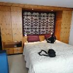 nice and big bedroom
