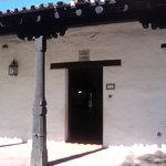 Ingreso al Convento San Francisco - Santa Fe
