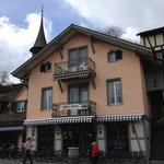 Restaurant Schlosspintli