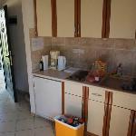 kitchen (smaller apartment)