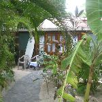 Bungalow - outside view