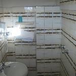 il bagno minuscolo