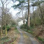Path leading to Kilsby