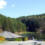 La vista sul lago di Meugliano