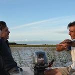 Avec Fernando dans le Delta