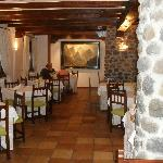 restaurant - spacious, charming.