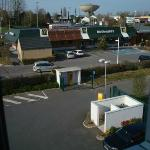 View of McDonalds