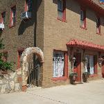 Hotel Matador entrance