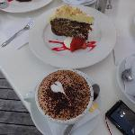 caffie and cake!