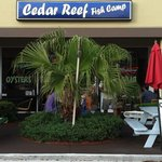 Cedar Reef Fish Camp, Venice FL