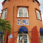 Unusual building - Road Town, Tortola