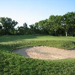 Chickasaw Pointe Colf Course - #17 tee