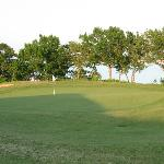 Chickasaw Pointe Colf Course - #14 tee