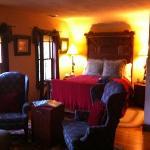 Suite room at Irish Halliw