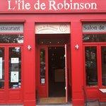 restaurant l'île de Robinson