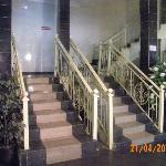 Main Access Stairway