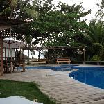 pool at Pousada
