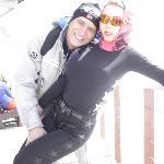 Ski phantoms at Galzig mountain (Ann Cecilie & Carlo)