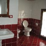 """Bagno camera 3 """"Menta"""" (bagno molto grande e nuovo)"""