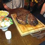 the 72 oz steak