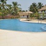Foto de Malabar Ocean Front Resort and Spa