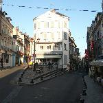 Backstreets of Honfleur