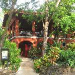 Cantarana entrance