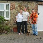 My Husband (+ Dog) with Chrysta & Tony Newman