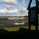 View across the menai
