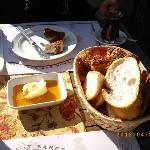 Oishii Pan to Hachimitsu Cream