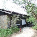 Tipilikwani luxury tent
