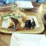 Bar Masa tempura