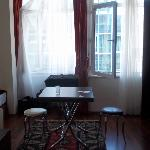 Table in room