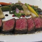 Wagyu steak, very yummy