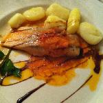 Salmon I had for dinner one eve