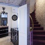 reception et hall d' entrée